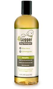4-Legger Certified Organic Dog Shampoo