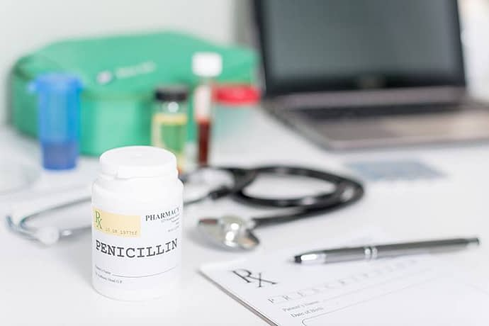 How much penicillin to give your dog